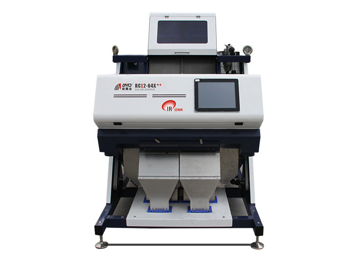 Good Performance Almond Nuts Color Sorter Reasonable Channel Assigns For Various Size