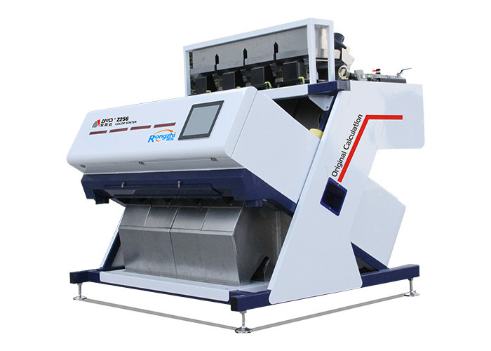RC4 Grain Color Sorter Machine Separate Sorting Modes With Storage And Memory Function