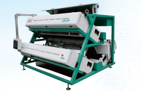 Intelligent Control Tea Colour Sorter / High Precision Color Sorter
