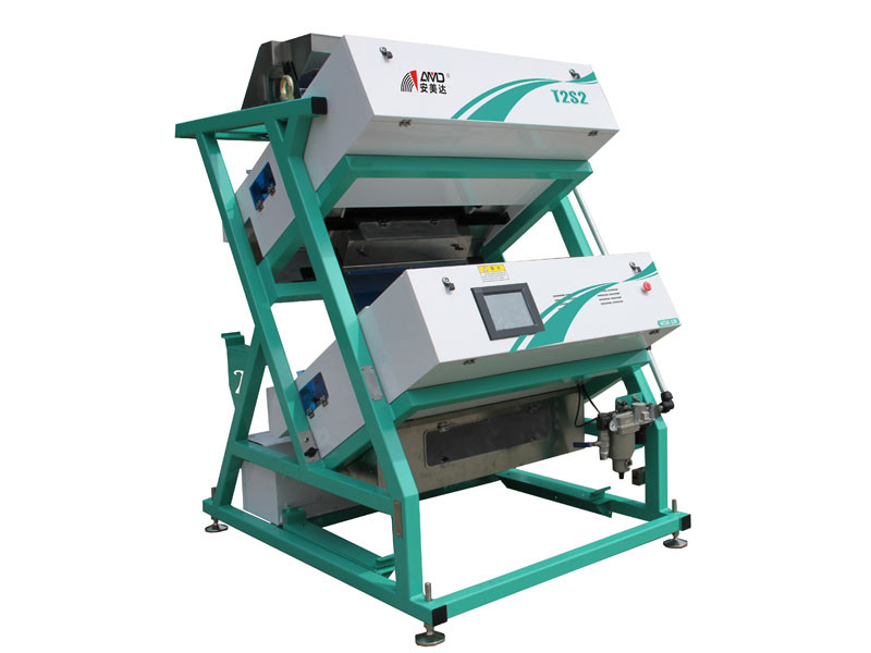 USTC Database Double Layer Intelligent Tea Color Sorter